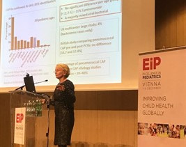 CoMO at the Excellence in Pediatrics Conference, Vienna