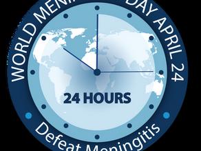 Press Release: We Can All #DefeatMeningitis – World Meningitis Day 2020