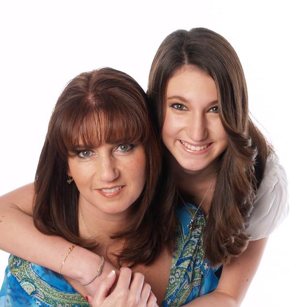 Patti and Kimberly