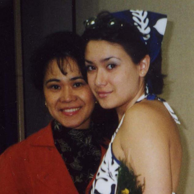 Rose and Maryjo
