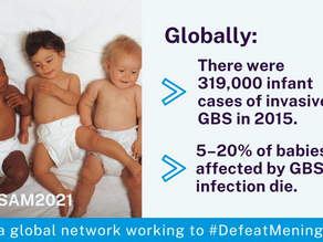 Let's Work to End GBS Infection in Babies