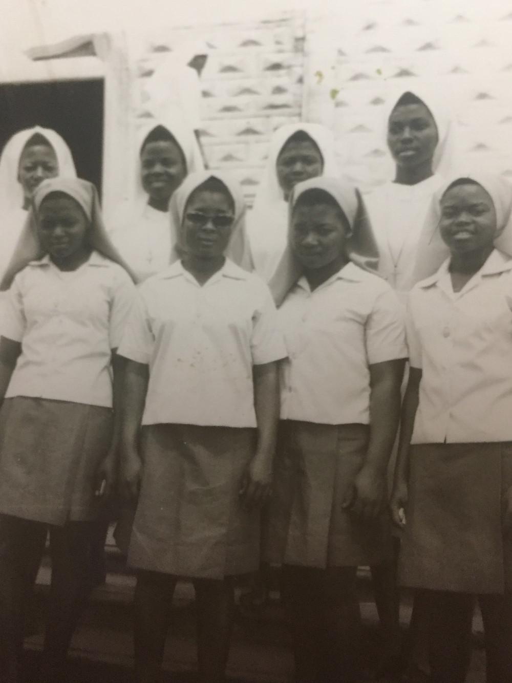 Nigerian Sister Nurses