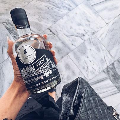medlovský gin