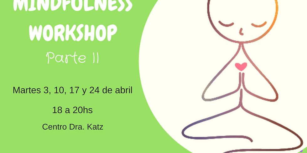 Mindfulness Workshop - Parte 2
