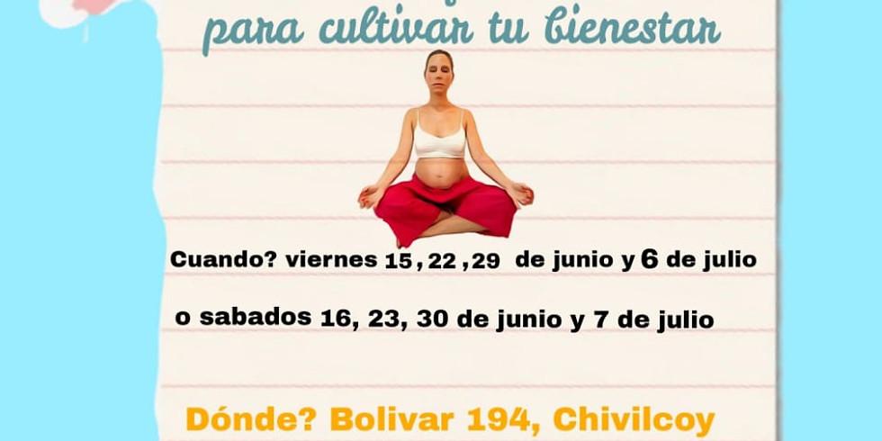 Mindfulness para cultivar tu bienestar - Chivilcoy