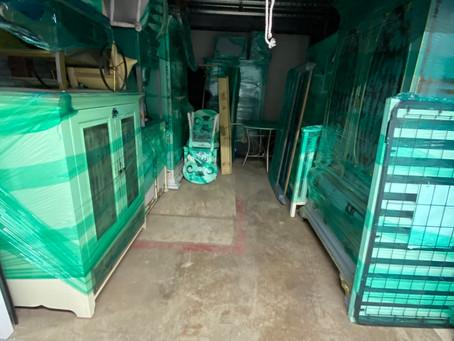 Furniture storage and handling