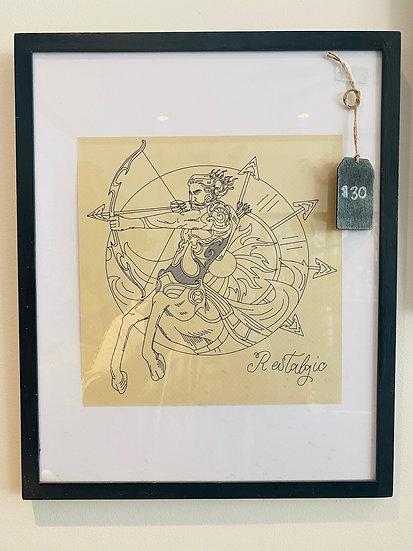 Custom art work