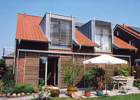 Einfamilienhaus in Münster