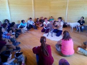 Entrevista a Rocío Puche, directora de El Nahual en la revista de Cofenat
