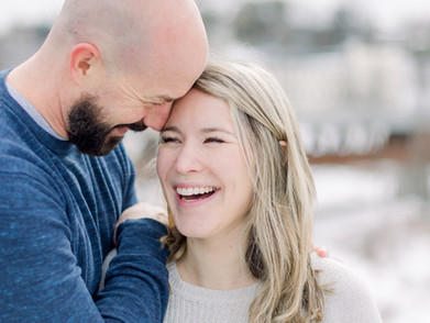 MEAGAN + CHAD | A Love Story's Beginning