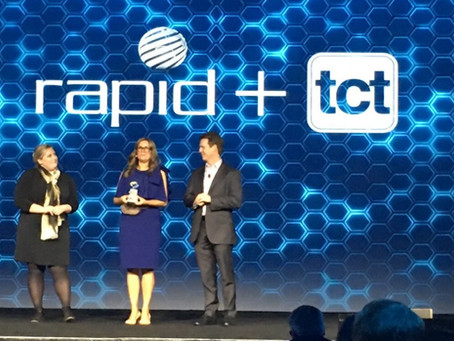 WINNER: FormAlloy ADF wins the 2019 Innovation Auditions Award at RAPID + TCT 2019