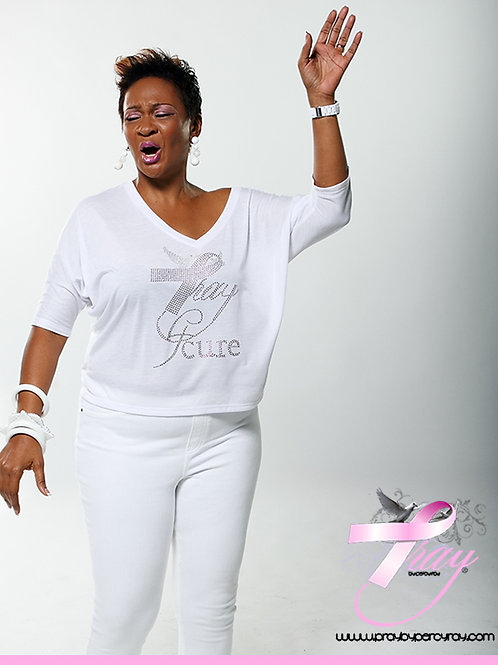 PRAY 4 A CURE - FEATURED MODEL DR. SHERON PATTERSON