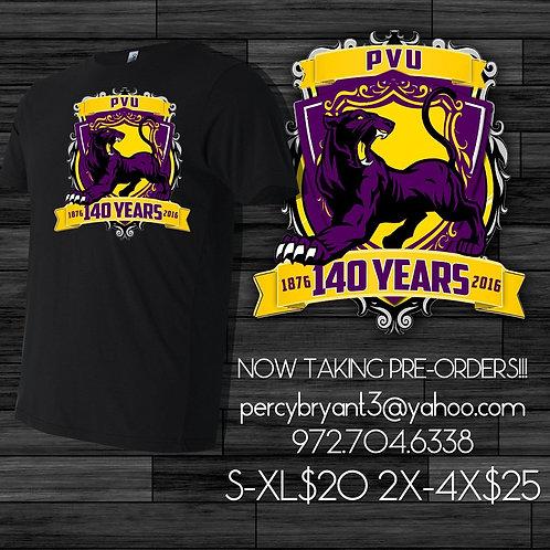 PVU 140 YEARS T SHIRT