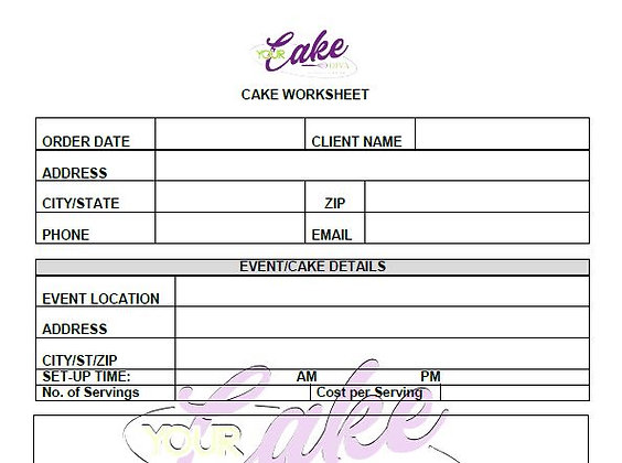 YCD Cake Contract