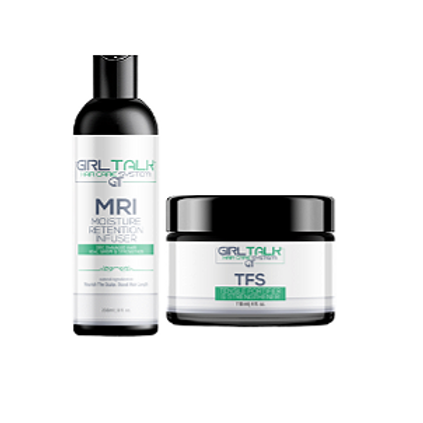 GIRL TALK HAIR CARE SYSTEM: ANTI-BREAKAGE COMPLETE