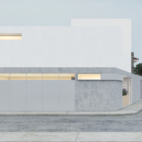 Pérez Gómez Arquitectura: Casa Ameca