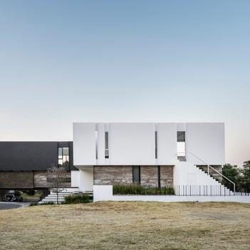 PérezGómez Arquitecura: Casa Pradera