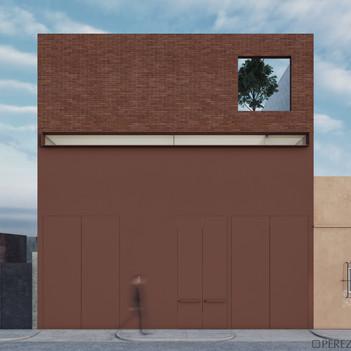 PérezGómez Arquitectura: Bodega Vigil