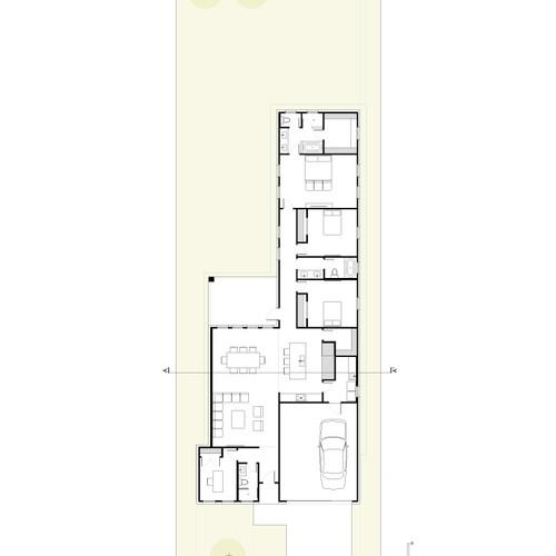 Pérez Gómez Arquitectura: English House.