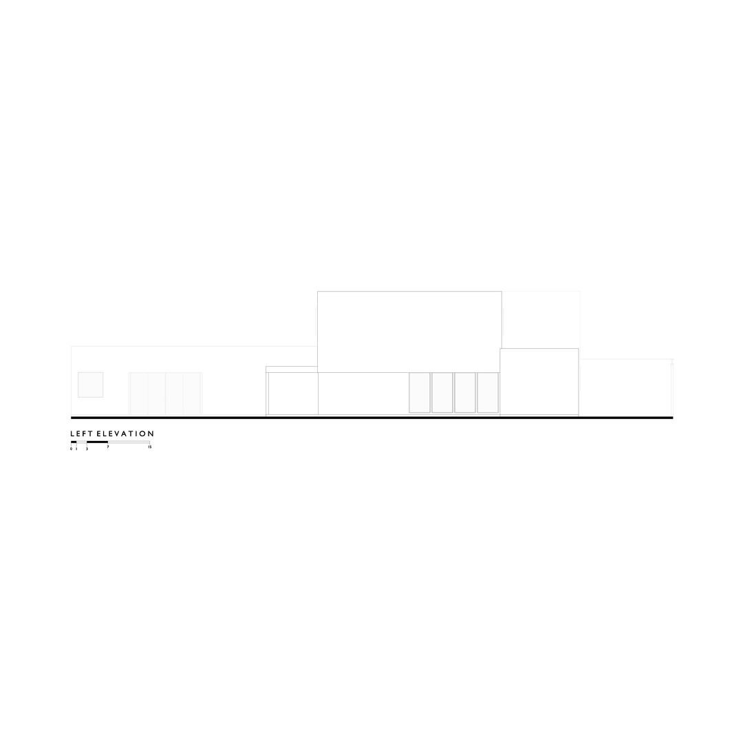 Pérez Gómez Arquitectura: McMillan.Alzado.