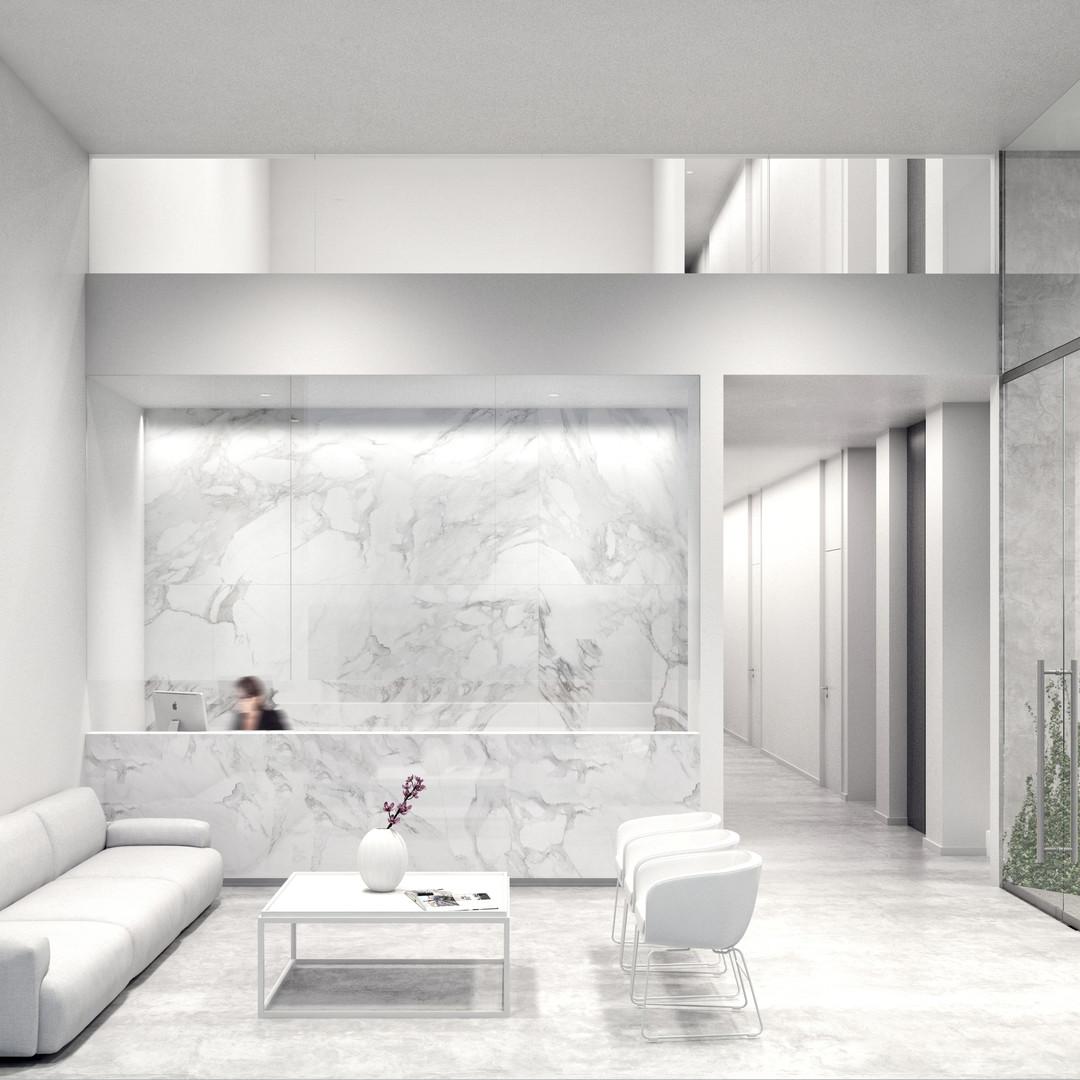 Pérez Gómez Arquitectura: Clínica LR