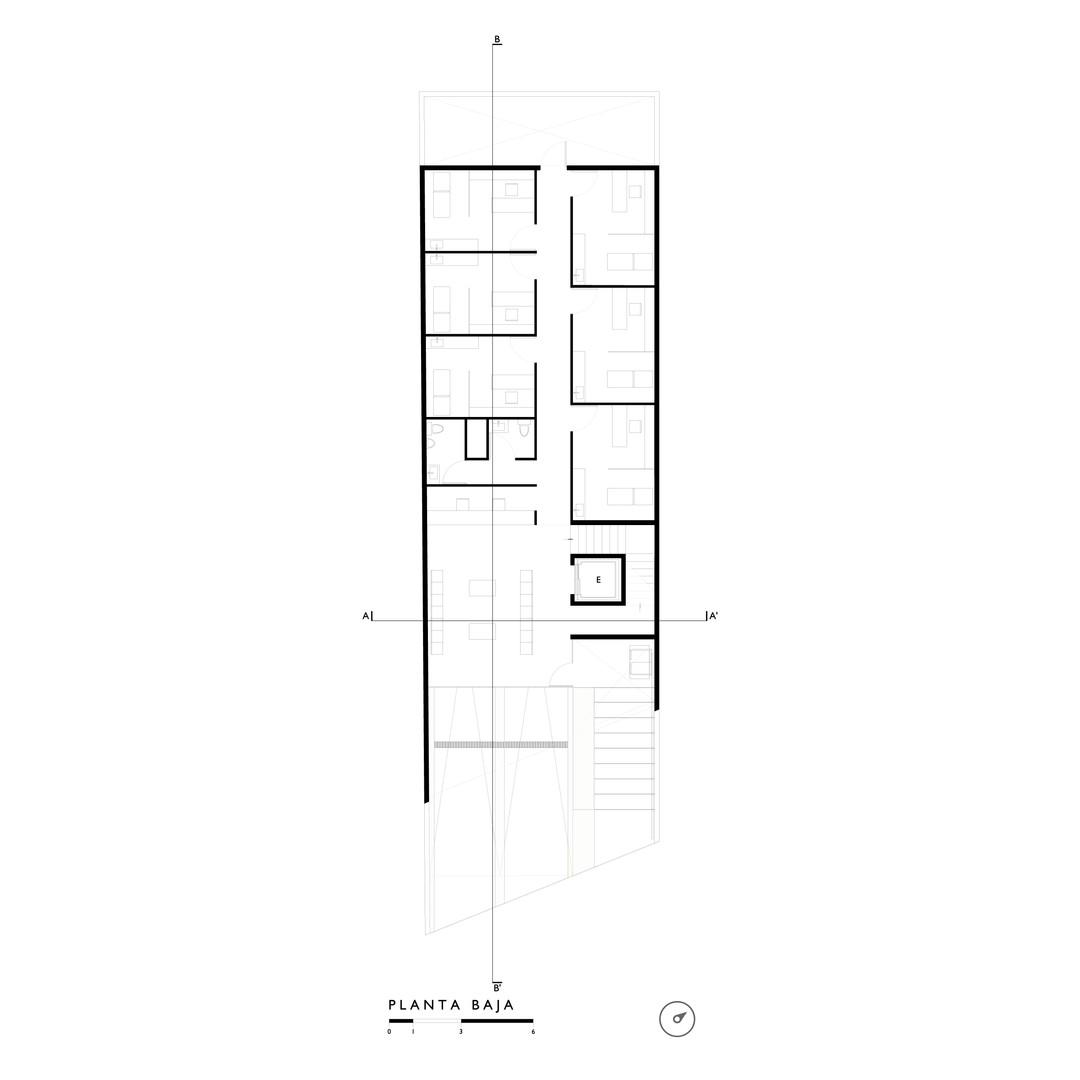 Pérez Gómez Arquitectura: Clínica LR.