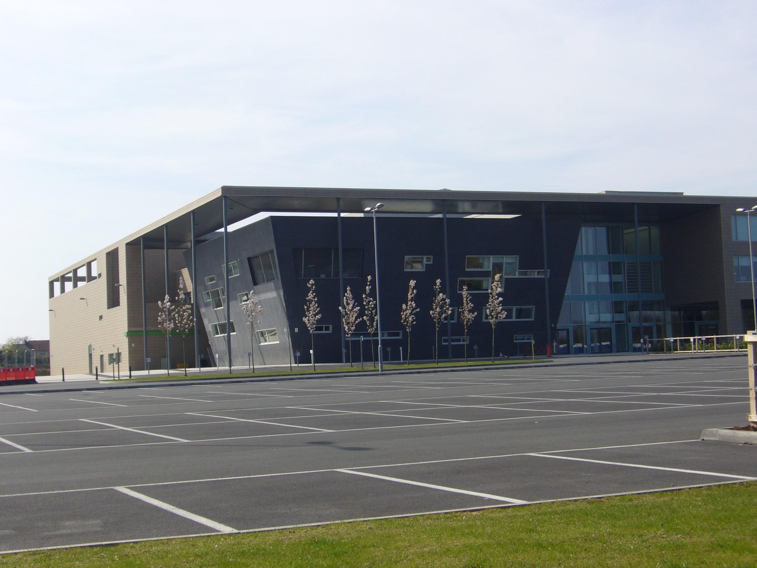 LC8 Halewood School