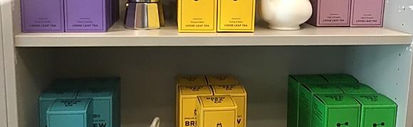 Tea - The Brew Tea Company