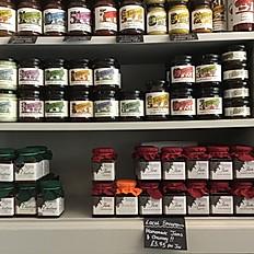 Shropshire jams and chutneys