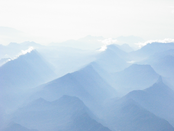 Mountains 1, Mexico