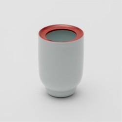 PD-Flower-Vase-S-Red-White-White
