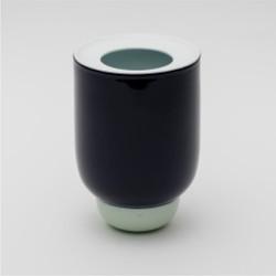 PD-Flower-Vase-L-White-Dark-Blue-Celadon