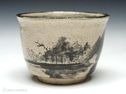 Rimpa school bowl