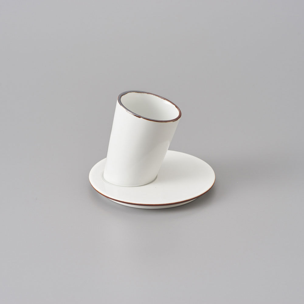 Rusty-Lined-Leading-Tower-White-Cup(Kich