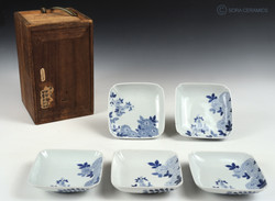 Nabeshima dishes
