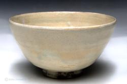 Tea bowl, white