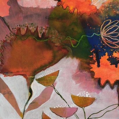 Sunflower Buttercup I