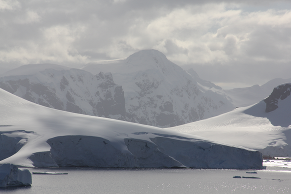 Moutains 4, Antartica