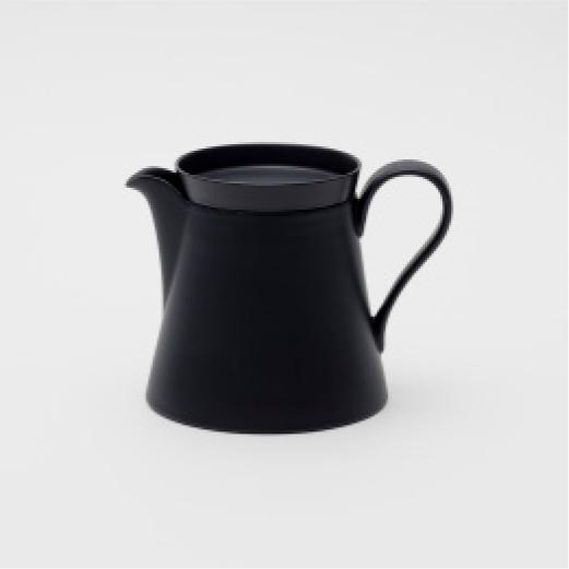 Black Matt Tea Pot