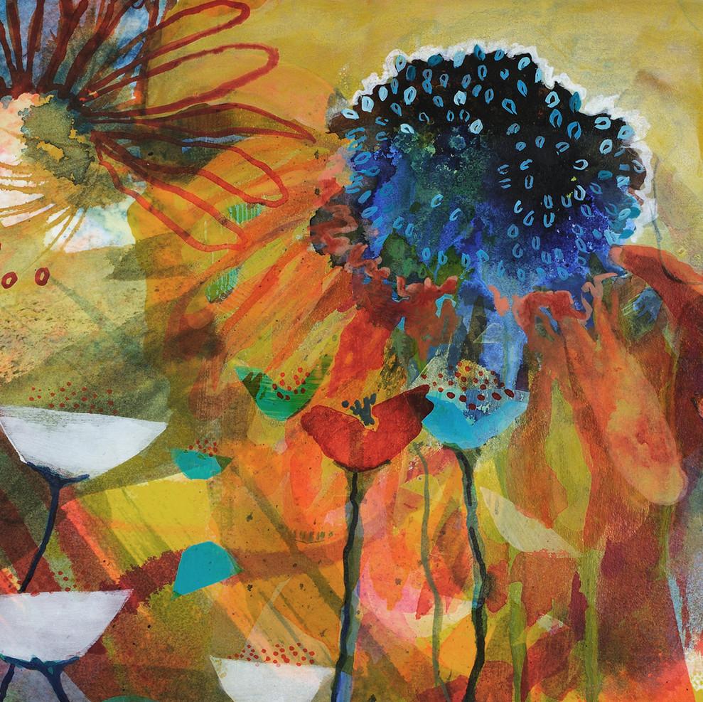 Sunflower Buttercup II