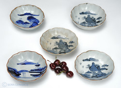Imari small bowls