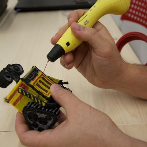 3D Pen Art Workshop