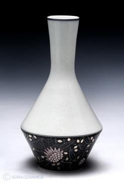 Studio vase, Imaemon XIV