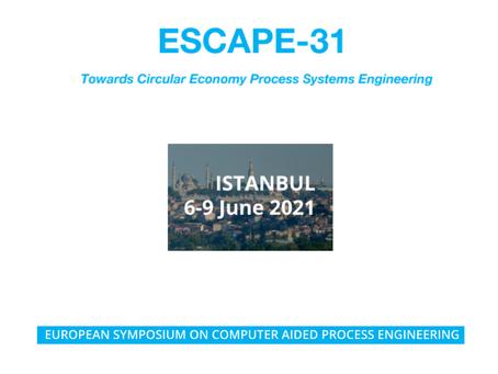 Η Symbiolabs με δύο άρθρα στο European Symposium on Computer-Aided Process Engineering