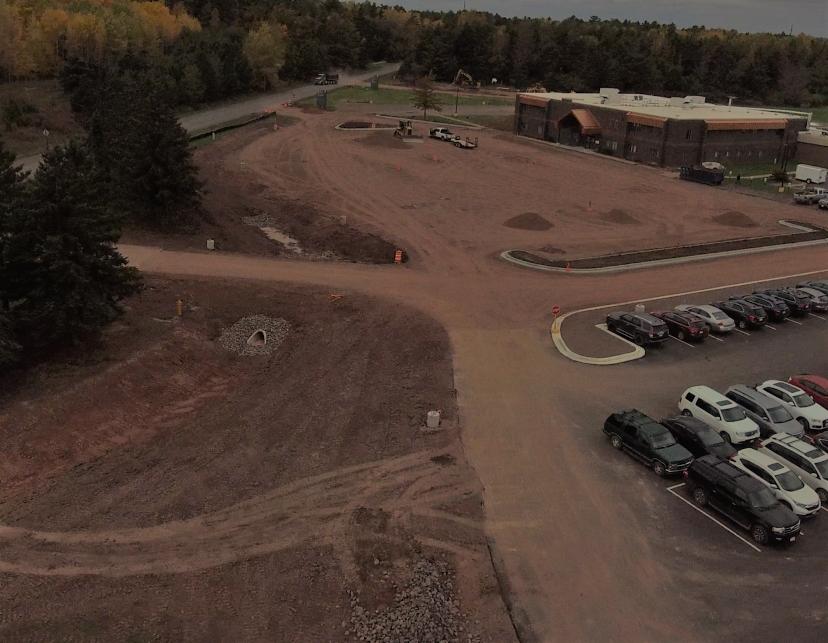 2018 Memorial Medical Center Ashland Parking Lot & Utility Improvements