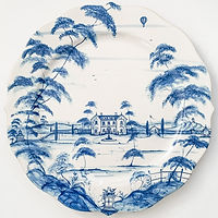 Delft Country Estate Charger Plate