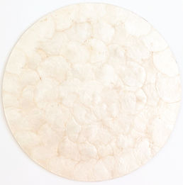 Mica Ivory Charger