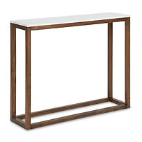 Wood & Marble Console Table.jpg