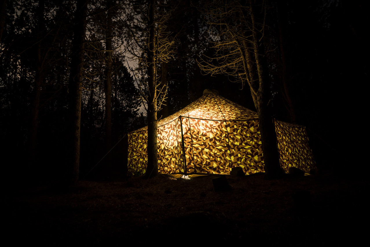 Sleeping in the tent, Giovanni Astorino Photography
