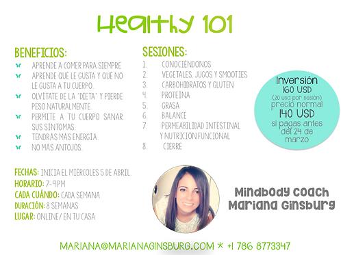 Healthy 101